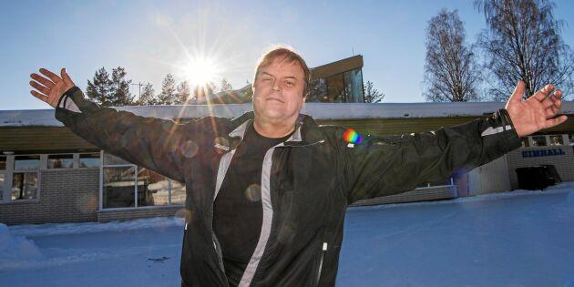 Hela Sveriges Land-stipendium: Örjan Berglund belönas med Läsarnas pris