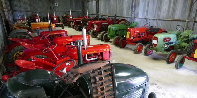 Kolla in Bengts traktorgodis