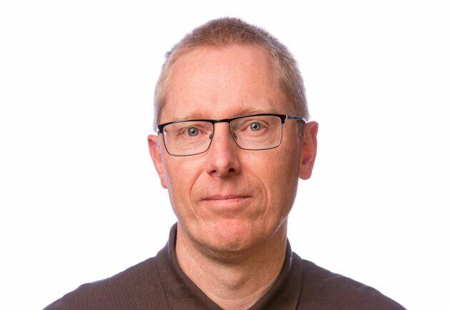 – Från laserskanningen borde vi kunna ersätta bonitet med den uppmätta faktiska tillväxten, säger Jörgen Wallerman.