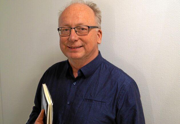 """""""Nu finns det system som hjälper till att identifiera avvikelser innan de blir problem"""", säger Anders Herlin, SLU"""