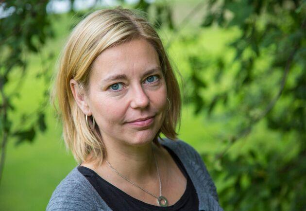 Annika R Hermanrud, publisher på LRF Media.