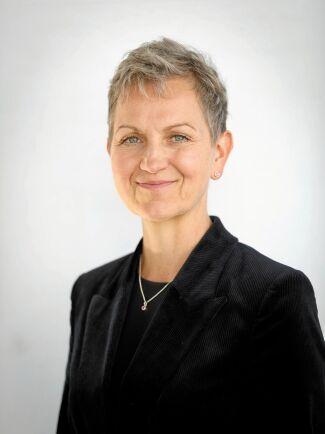 Hannele Arvonen, VD för Setra Group.
