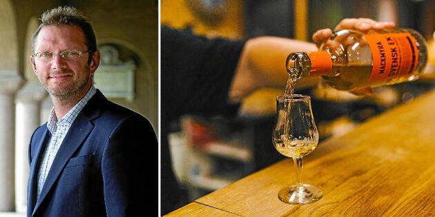 Svenska whiskypionjären Mackmyra firar 20 år med jubileumsturné