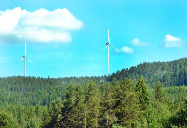 Vindkraften i Sverige ska fördubblas på några år, enligt planerna.