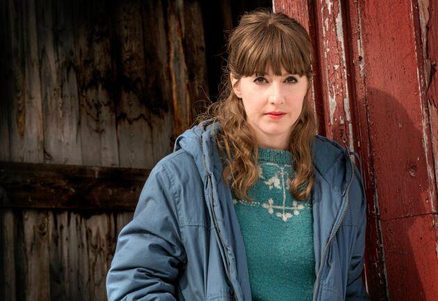 Härnösandsfödda skådespelaren Sanna Sundqvist syns i både flera tv-serier och filmer just nu.