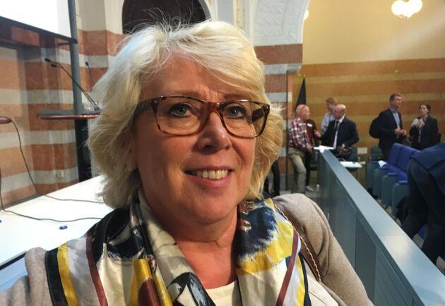"""""""I grunden är det en förtroendefråga, med ökat misstroende mot myndigheten blir det svårare att arbeta mot gemensamma mål"""", säger Lena Ek, Södra, om Skogsstyrelsens publiceringar."""