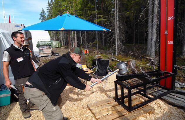 Vid senaste Skogsnolia-mässan var det drygt 12 000 besökare bland de cirka 200 utställarmontrarna. Nästa Skogsnolia blir nu i juni 2019.