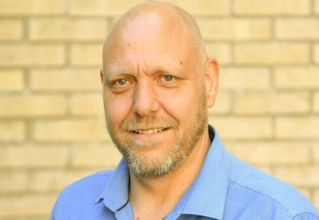 Pappers ordförande Pontus Georgsson.