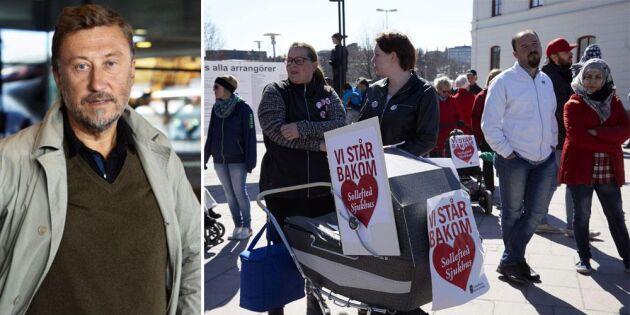 SVT-granskning om BB-kampen väcker ilska