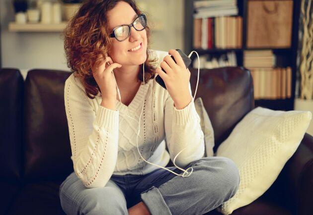 Ljudboksföretaget BookBeat har sammanställt de 20 mest lyssnade författarna 2018.