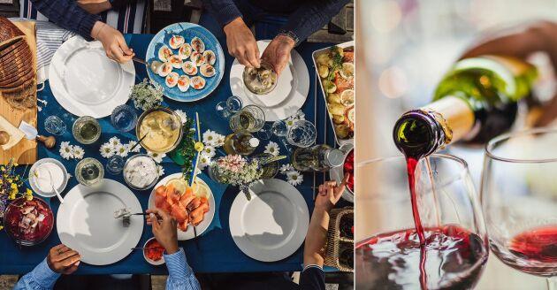Vin till midsommar - här är expertens bästa tips!