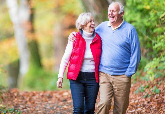 70 är det nya 50 enligt svensk forskning om åldrande. Både den fysiska och psykiska formen är bättre.