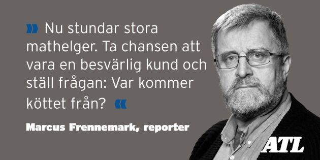 2019 – då vänder svensk köttproduktion nedåt