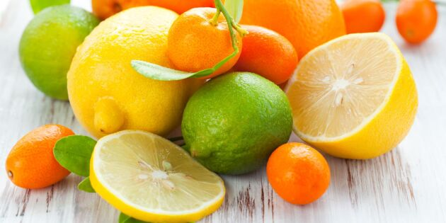 Stor undersökning: Spår av nervgift i citrus – så slipper du få det i dig!