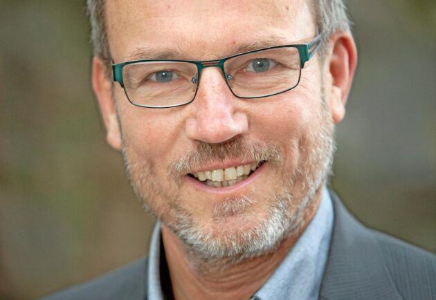 Jan Terstad, chef för skog och naturvård på Naturskyddsföreningen.