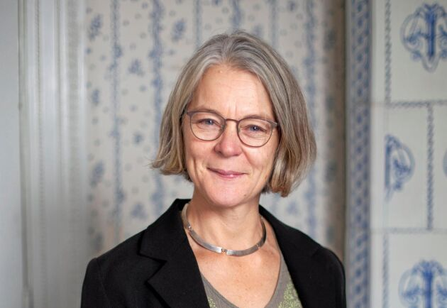 Anna Richert, matexpert på WWF.