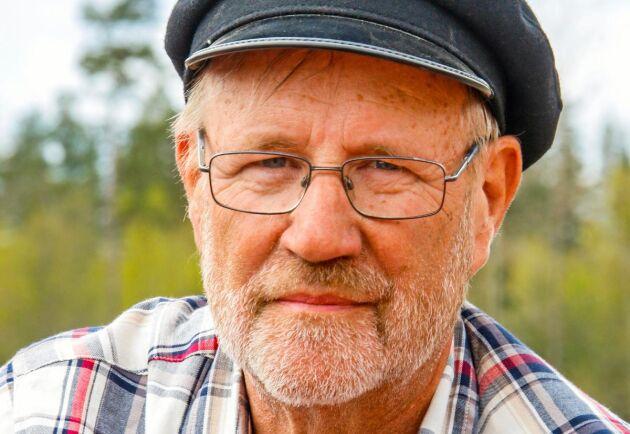Vårbruksgeneralen Rune Berglind.