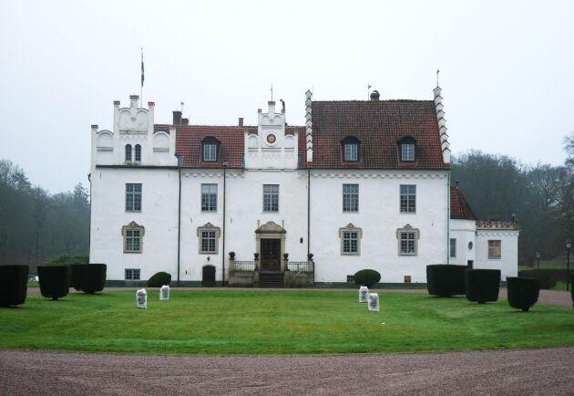 Wanås Gods har funnits i familjen Wachtmeister länge - Baltzar Wachtmeister som förvaltar godset nu är den åttonde generationen.