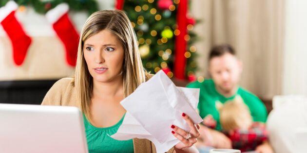 6 stressfällor under julen – och hur du hanterar dem