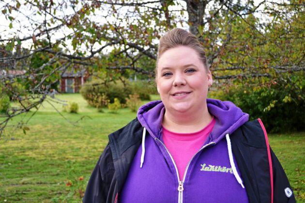 32-åriga Emmelie vågade ta steget och starta sitt företag.