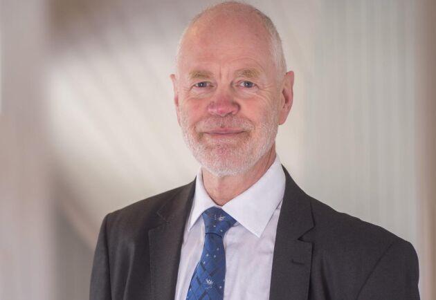 Björn Lyngfelt, kommunikationsdirektör SCA.