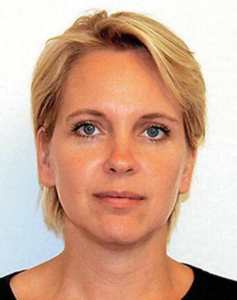 Britt Ramberg på MSB, Myndigheten för samhällsskydd och beredskap.