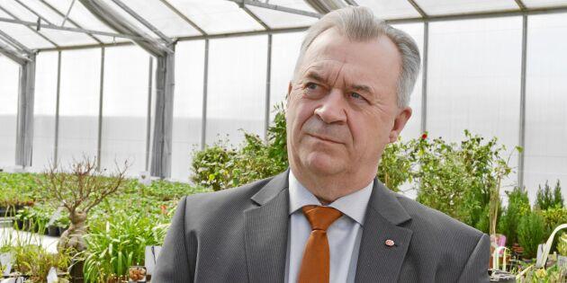 """Bucht: """"Ekologiska produktionen inte tillräcklig"""""""