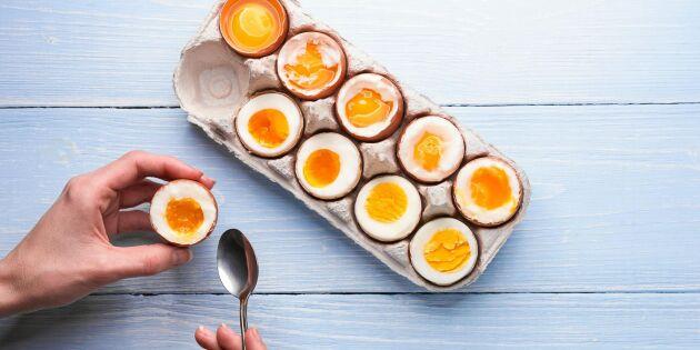 Allt du behöver veta om ägg – näringsinnehåll, hållbarhet och hälsofördelar!
