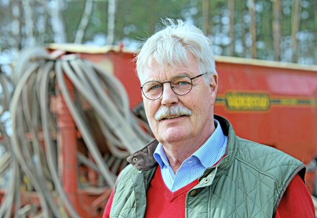 Per-Inge Pålsson gick i pension för drygt två år sedan. Nu är han tillbaka på Trolle Ljungby, den här gången som VD.