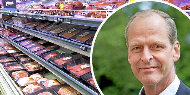 Han ska etablera Sweden Food Arena för livsmedelsvärlden