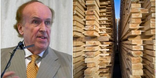 Fortsatt konsolidering – svenska sågverk följer efter