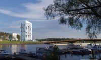 Byggstart för Finlands högsta träbyggnad