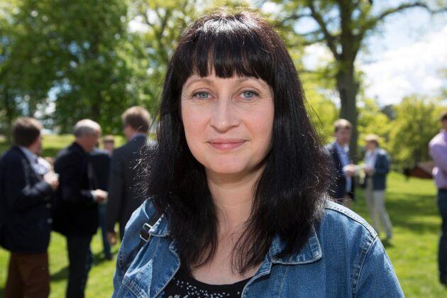 Inger-Lise Sjöström, Arlabonde och styrelseledamot.