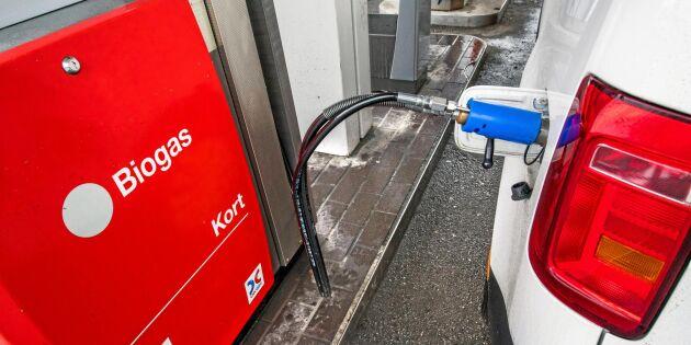 """""""Stopp för bensinförsäljning kan ske snabbare än man tror"""""""
