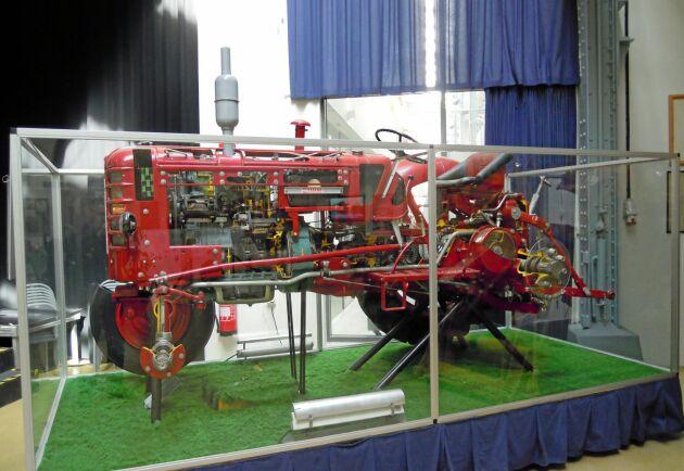 Den som vill undersöka Boxerns konstruktion i detalj kan beskåda traktorn i en monter på Munktellmuseet i Eskilstuna.