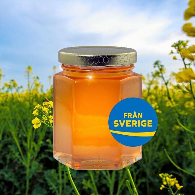 Mycket av honungen som vi köper kommer inte från Sverige - där kan vi bli betydligt bättre när vi väljer honung i affären.