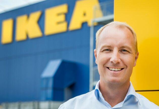 –Kungsgranen är känslig för klimatet. Den odlas inte fördelaktigt var som helst, säger Jakob Holmström presschef på Ikea-koncernen i Sverige.