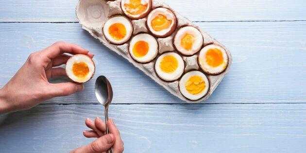 Njut av ägg i påsk – det kan förbättra ditt minne