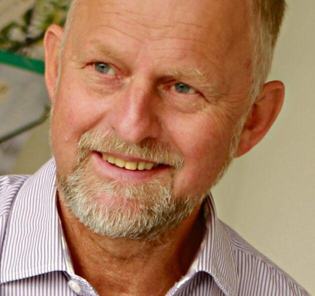 Karl-Erik Andersson, VD: – Vårt mål är att vi då omsätter cirka sju miljarder kronor och har någonstans strax under 2 000 medarbetare.