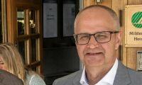 Palle Borgström omvald som ordförande