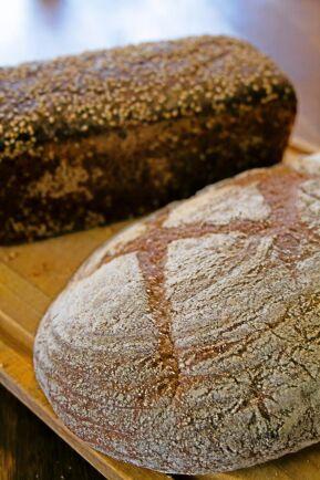 Mjöl från de gamla spannmålssorterna tål inte lika hård bearbetning som moderna mjölsorter om det ska bli ett bra bröd.