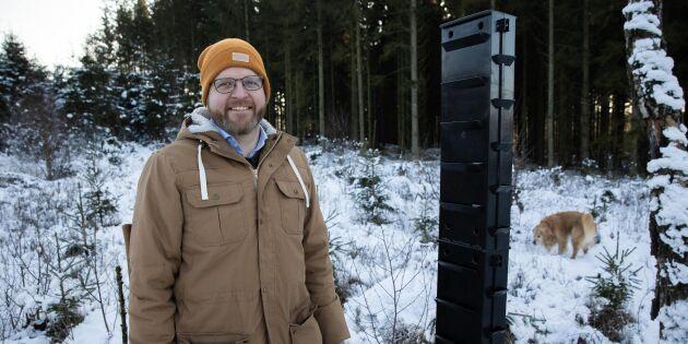 Ny barkborrefälla på svenska marknaden