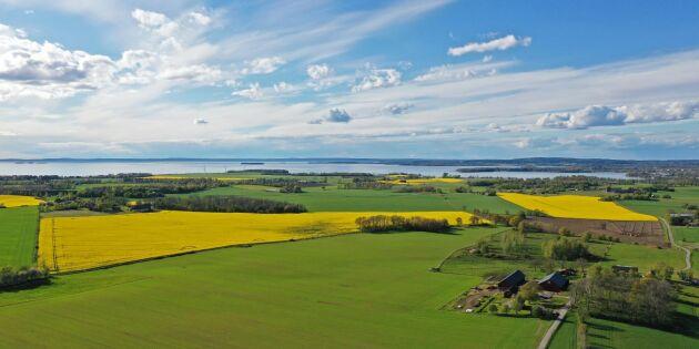 """""""Nationalisering fel väg för lantbruket"""""""