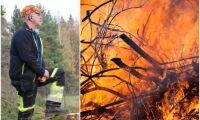 Skogsentreprenörer: Ta brandutredningen på allvar