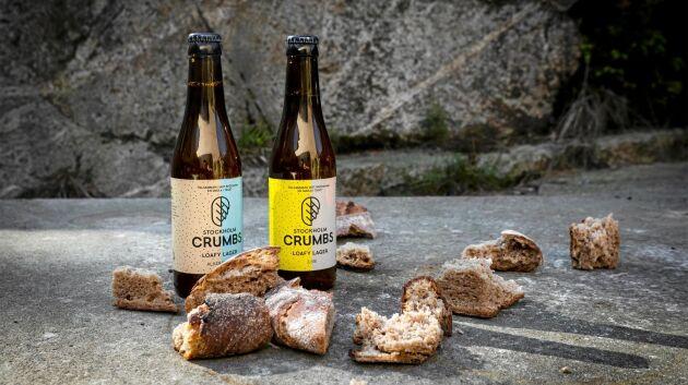 Crumbs - öl av bröd!