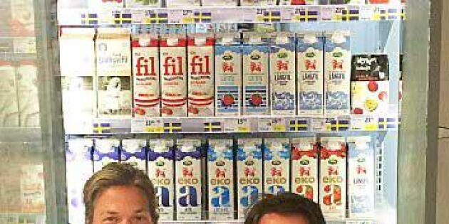 Knepet som kickar igång försäljningen – rusning efter svensk mjölk
