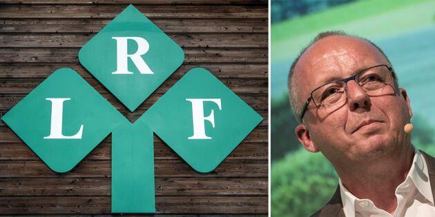 Starkt delårsresultat för LRF