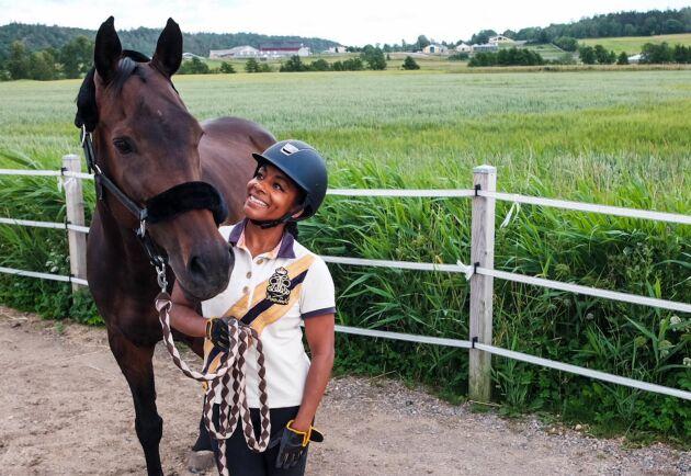 Naana Rench är projektledare för satsningen på en ny nationell rådgivning för hästföretagare.