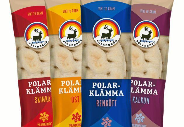 Klämma från Polarbröd, en av Sveriges populäraste mackor! God som bara den!