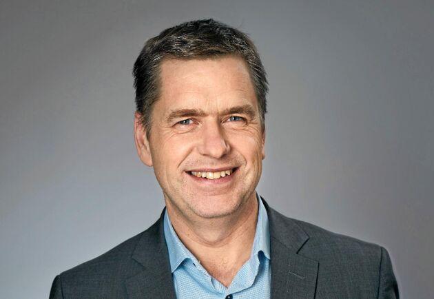 – Utvecklingsarbetet går enligt projektplan, och senare i november börjar fälttester, säger Roger Johansson.
